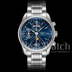 Longines Master Collection Automatic Chronograph GMT 40mm (Арт. RW-9220)