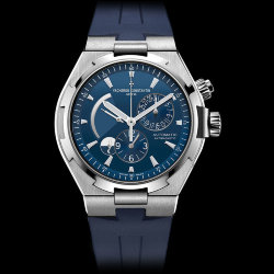 Vacheron Constantin Overseas Dual Time Steel Blue (Арт. RW-8890)