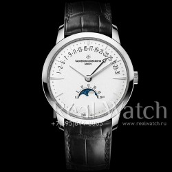 Vacheron Constantin Patrimony Moon Phase and Retrograde Date 4010U/000G-B330 (Арт. RW-9820)
