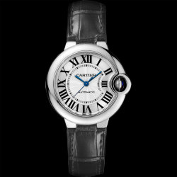 Cartier Ballon Bleu de Cartier Steel 33 mm (Арт. RW-8722)