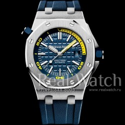 Audemars Piguet Royal Oak Offshore Diver 42 mm Blue (Арт. 004-174)