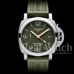 Officine Panerai Luminor 1950 3 Days GMT 44 mm Mahendra Singh Dhoni PAM01056 (Арт. RW-9193)