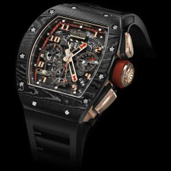 Richard Mille Lotus F1 Team Romain Grosjean RM 50-01 (Арт. RW-8940)