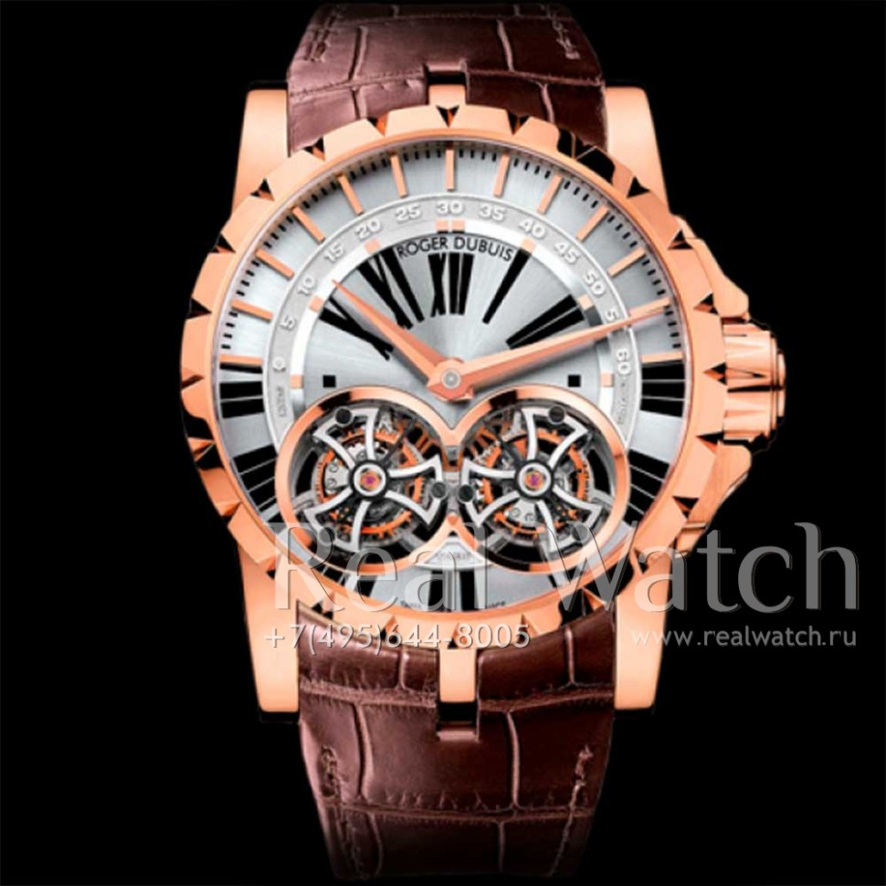 Roger Dubuis Excalibur Double Flying Tourbillon RDDBEX0249 (Арт. RW-9560)